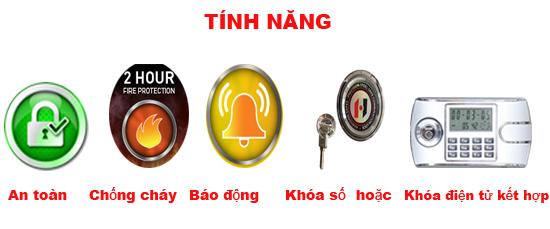 Két sắt Hanyong HY-105C